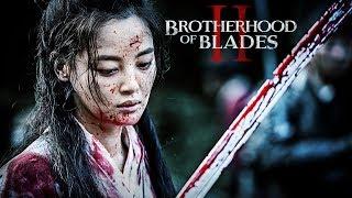 Brotherhood of Blades 2 | Trailer deutsch german HD | Actionfilm