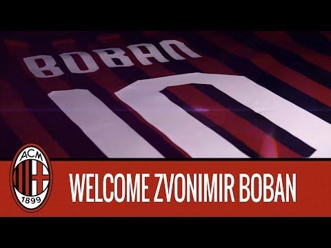 Welcome Zvonimir Boban