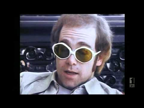 Elton John on 'This Day Tonight' (22/2/74)