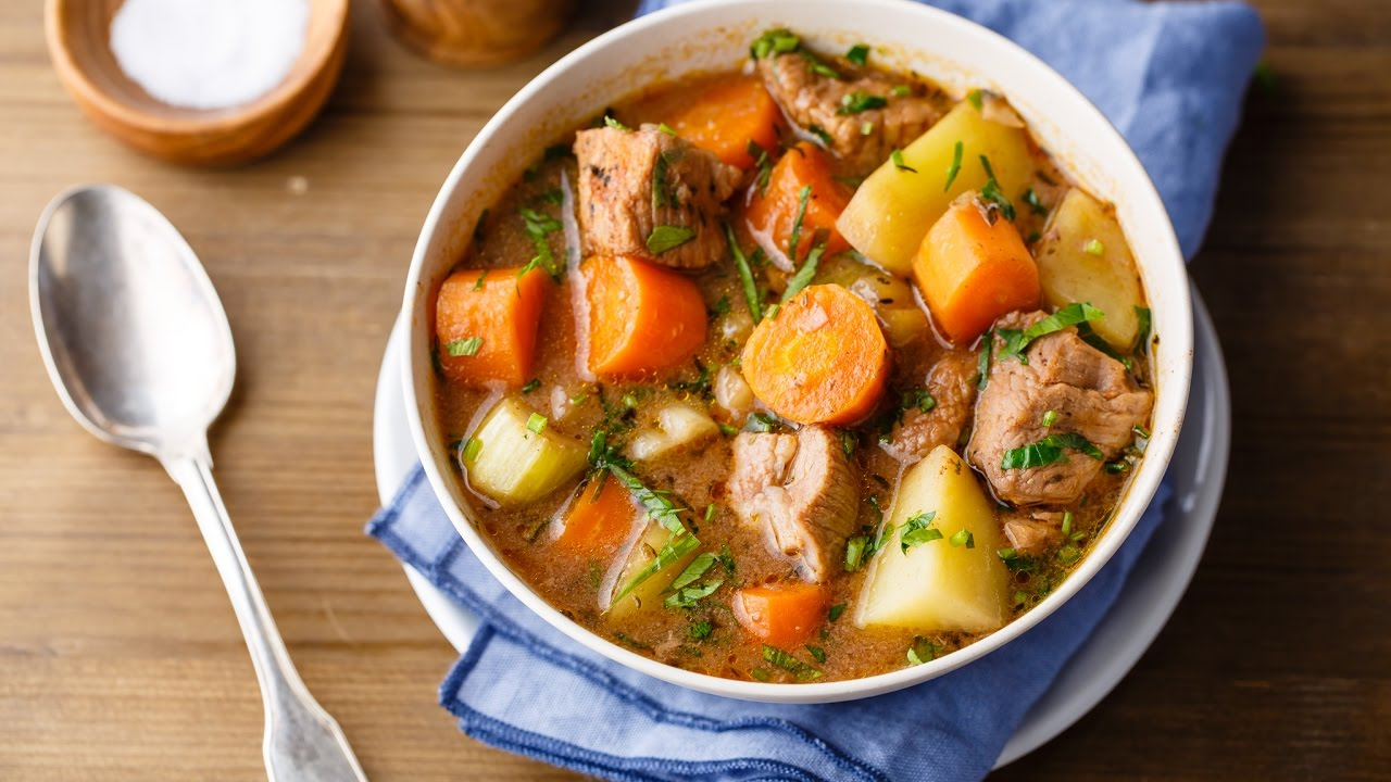 Slow Cooker Beef Stew Easy Wholesome