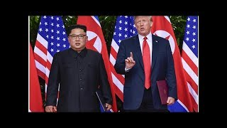 News Updates on the Singapore summit's second day