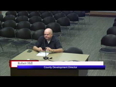 Brookings County Commission 2016-08-23