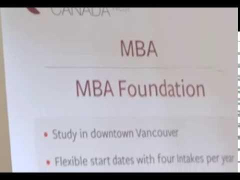 University Canada West UCW Convocation 2015