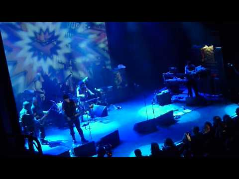 Hawkwind 17 sonic attack time we left this world today shepherd s bush empire 22 02 2014