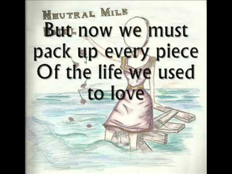Holland, 1945 Neutral Milk Hotel Lyrics