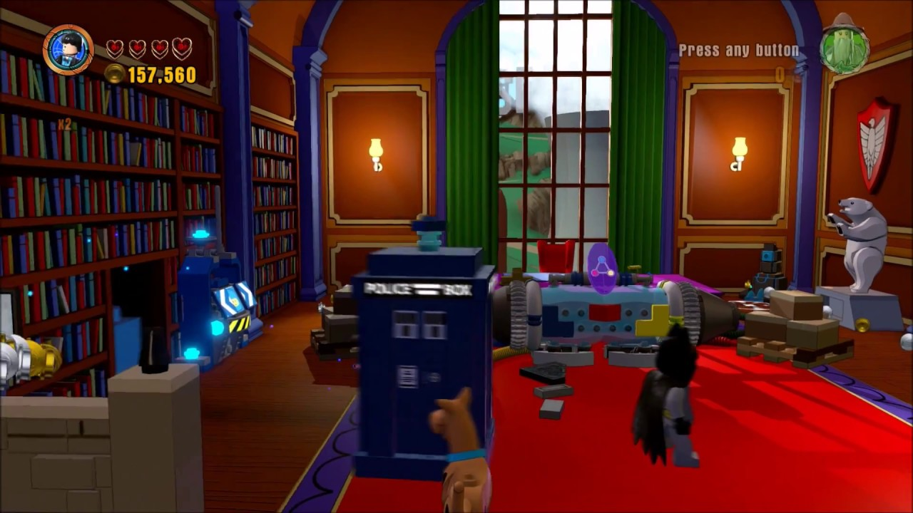 LEGO Dimensions - Welcome to Bedrock