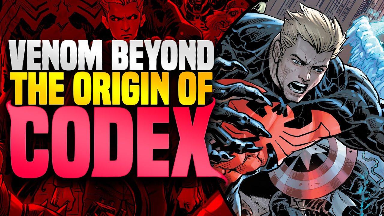 The Origin Of Codex   Venom Beyond (Part 4)