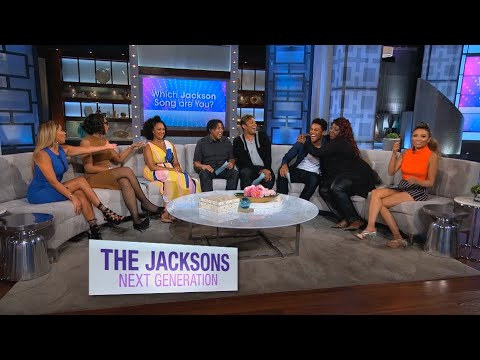 Friday on 'The Real' — It's a Jackson Takeover with 3T!