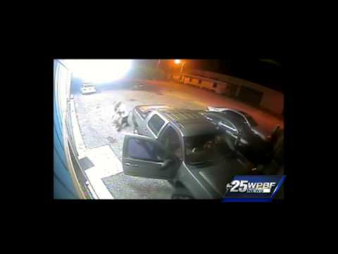 Attempted murder in West Palm Beach caught on camera