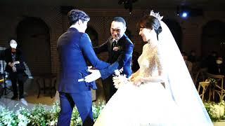 강릉장칼국수 2호커플 결혼했어요~♡♡