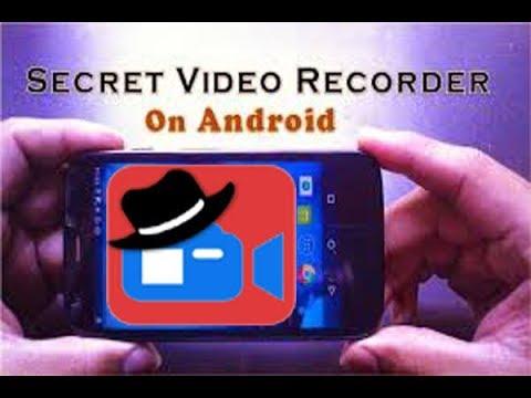 How to use SVR Secret Video Recorder in easy method কিভাবে SVR সিক্রেট  ভিডিও রেকর্ডার ব্যাবহার করবেন