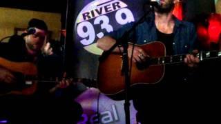 "Mat Kearney ""Rochester"" Live & Acoustic @ Goodnite Gracie in Royal Oak, MI"