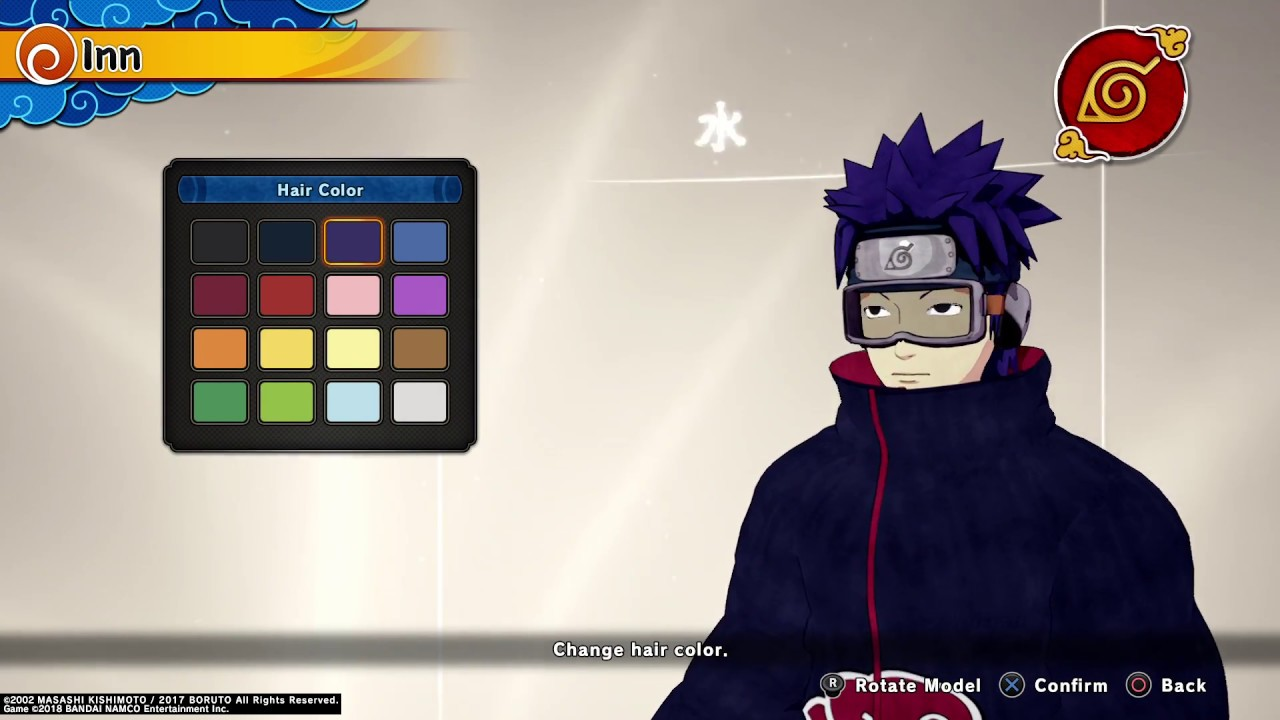 NARUTO TO BORUTO: SHINOBI STRIKER - How To Make Obito