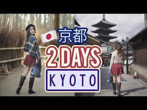 2 Days in KYOTO, Japan | Sightseeing, Eating & Shopping