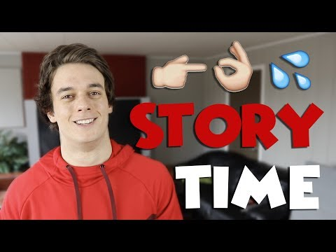 I CAME IN 3 SECONDS | MY FIRST TIME | STORYTIME | Absolutely Blake
