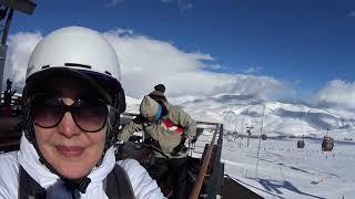 Эрджиес самый популярный горнолыжный курорт Турции