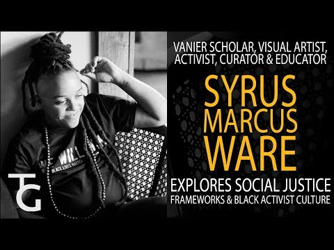 Syrus Marcus Ware @ The Transgender Archives
