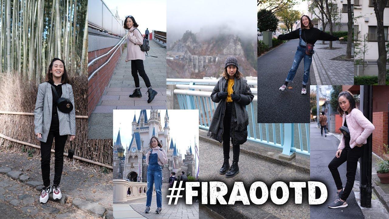 [VIDEO] - Fall/Winter Fashion Lookbook - Almiranti Fira 1