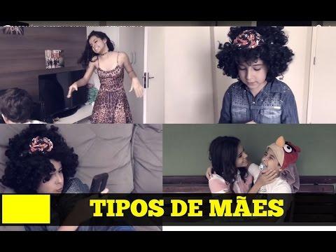 TIPOS DE MÃES - GABRIELLA SARAIVAH e LUIZ FELIPE MELLO