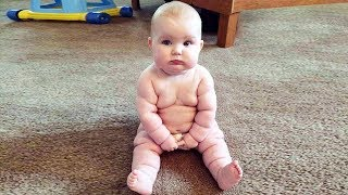 Cute Chubby Baby Compilation - Funny Cute Video