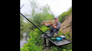 Angling Escapades   River Wye June 16th