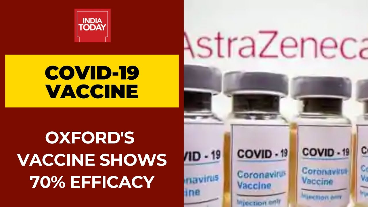covid 19 oxford astrazeneca vaccine shows 70 efficacy can be 90 effective