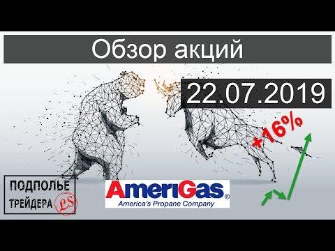 Обзор акций: AMERIGAS Partners LP (APU)