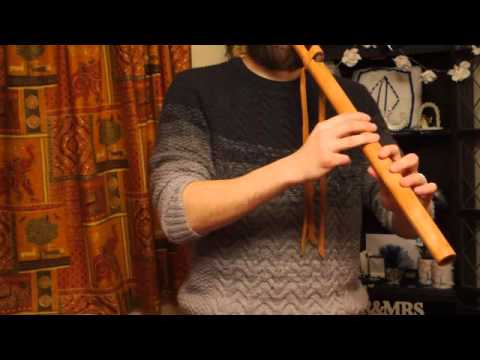 Native American Flute - Low D