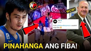 Kai Sotto PINAHANGA ANG FIBA! Kahit si BOBAN Daw hindi MAPIGILAN si Kai!