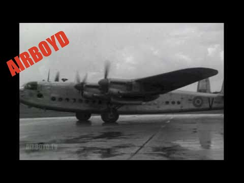 Avro York Operations (1948) Operation Vittles Outtakes
