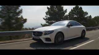 "Mercedes Benz 2018 E‐Class Coupe Commercial – ""Two Doors"""