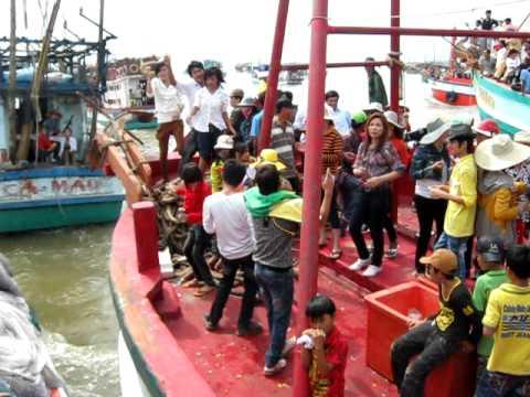 Lễ Hội Nghinh Ông Tại Thị Trấn Sông Đốc Huyện Trần Văn Thời Tỉnh Cà Mau
