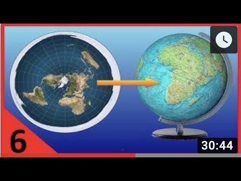 Gleason Flache Erde Karte.Flache Erde Mirror Wie Die Flache Erde Zur Kugel Wurde
