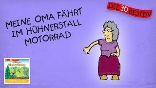 Meine Oma fährt im Hühnerstall - Die besten Partylieder || Kinderlieder