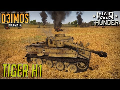 WAR THUNDER TIGER 1 BLINDÃO!