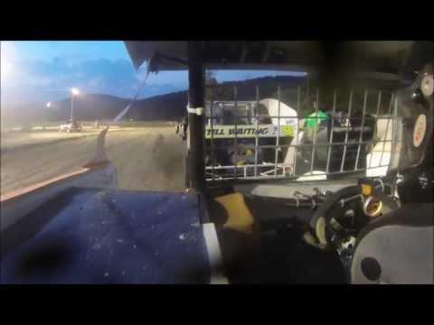 XCEL 600 Modified - Penn Can Speedway 7-19-13  - Korey Inglin