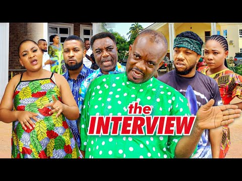 Download THE INTERVIEW  EPISODE 1 (Trending Movie) CHARLES INOJIE 2021 Latest Nigerian Nollywood Movie 720p