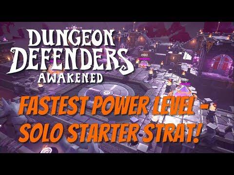 DDA Easy & Fast Solo Power Leveling! Fastest XP Per Hour!