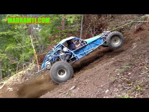 RAIL BUGGIES VS ROCK BOUNCERS At HARLAN COUNTY CAMPGROUND