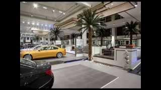 World's Largest BMW Showroom