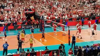 Siatkówka Polska - Hiszpania (21.09.2019) Apeldoorn