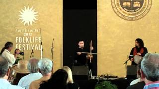 Karabakh Foundation presents Mugham Music at Smithsonian Folklife Festival 2012 - 2