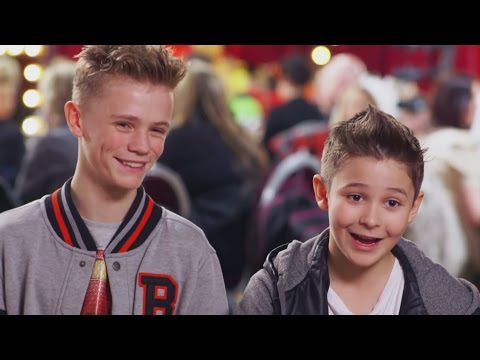 Bars & Melody - Simon Cowell's Golden Buzzer Act - Britain's Got Talent