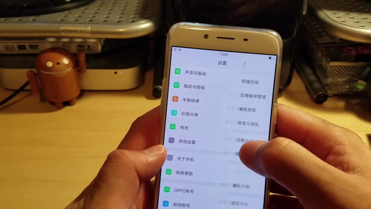 OPPO R9s - How to change languages (IT'S A PAIN!!!)