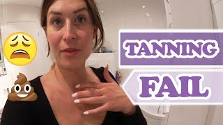 SELBSTBRÄUNER FAIL?/ Milan isst nicht / Babyshower Party - Follow me around Saskiasbeautyblog