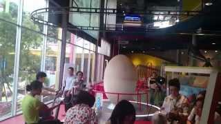ปั่นจักรยานสร้างพลังงานไฟฟ้าที่พิพิธภัณฑ์เด็ก กรุงเทพมหานคร Thumbnail