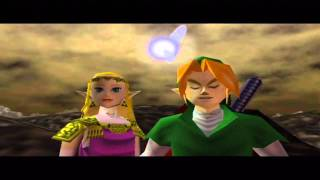 The Legend of Zelda: Ocarina of Time - Part 39 -- Final Battle & Ending