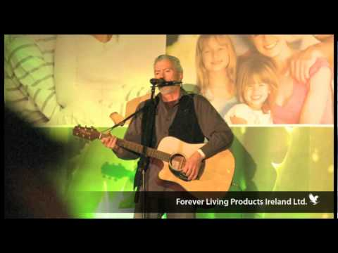 Forever Ireland Christmas Party 2012 - Act 1 - Robert Pierce