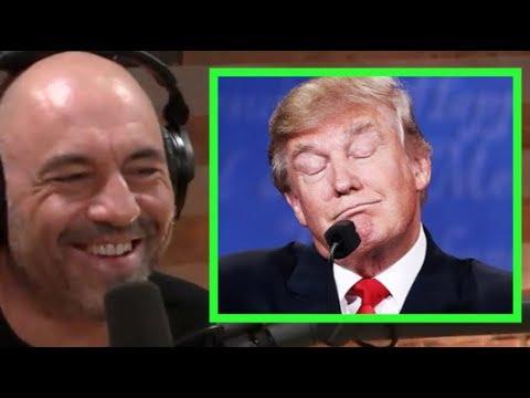 Joe Rogan on Trump's Lying