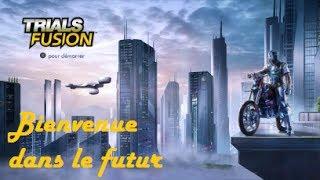 Trials Fusion - Vidéo de tous les records - Détente et petite question